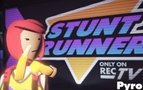 Stunt Runner is the new game from Rec Room studio Against Gravity.