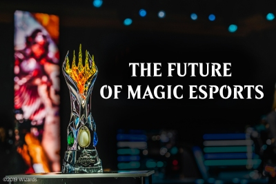 Magic: The Gathering esports expands with Players Tour and