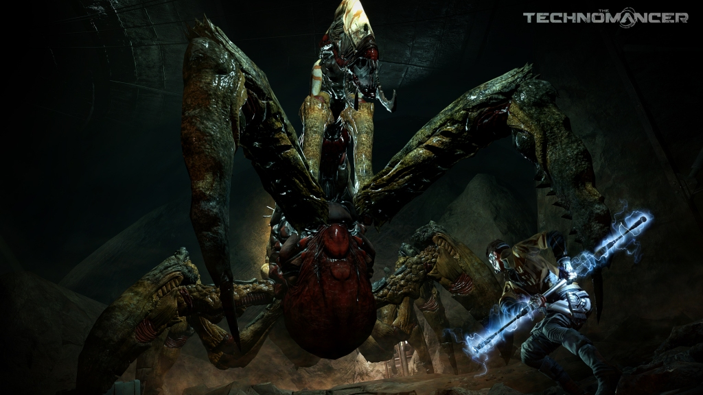 The Technomancer - Bigben's acquisition of Spiders weaves a web of Double-A ambition