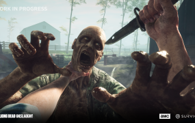 Zombies in VR -- are you ready?