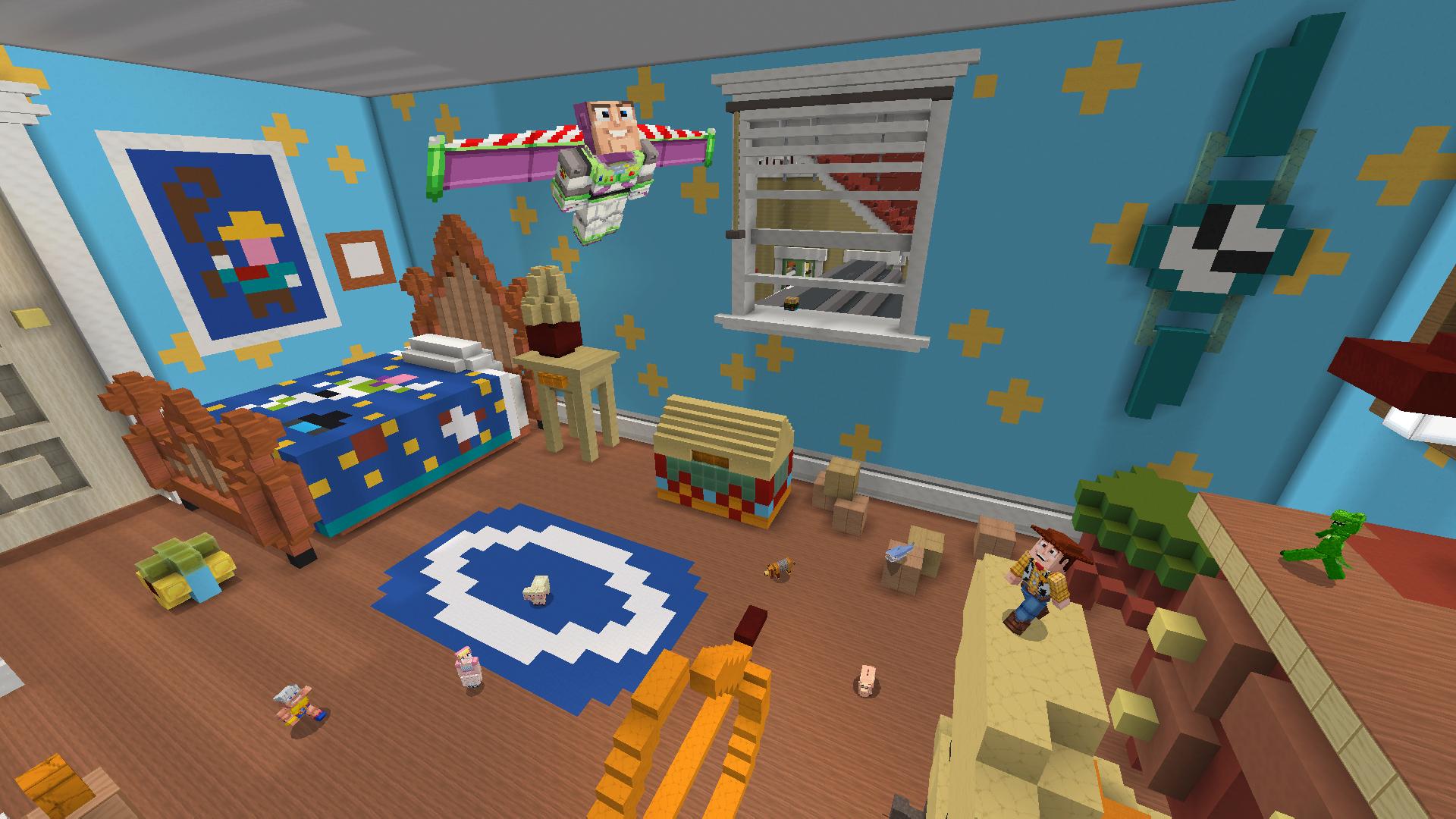 1. Toy Story Mash-Up