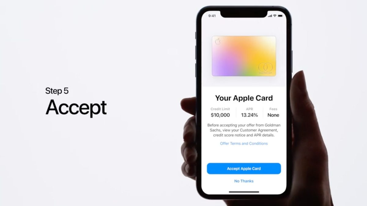 Apple Card application website goes live ahead of August launch