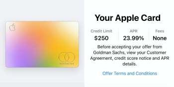 Goldman explains Apple Card algorithmic rejections, including bankruptcies