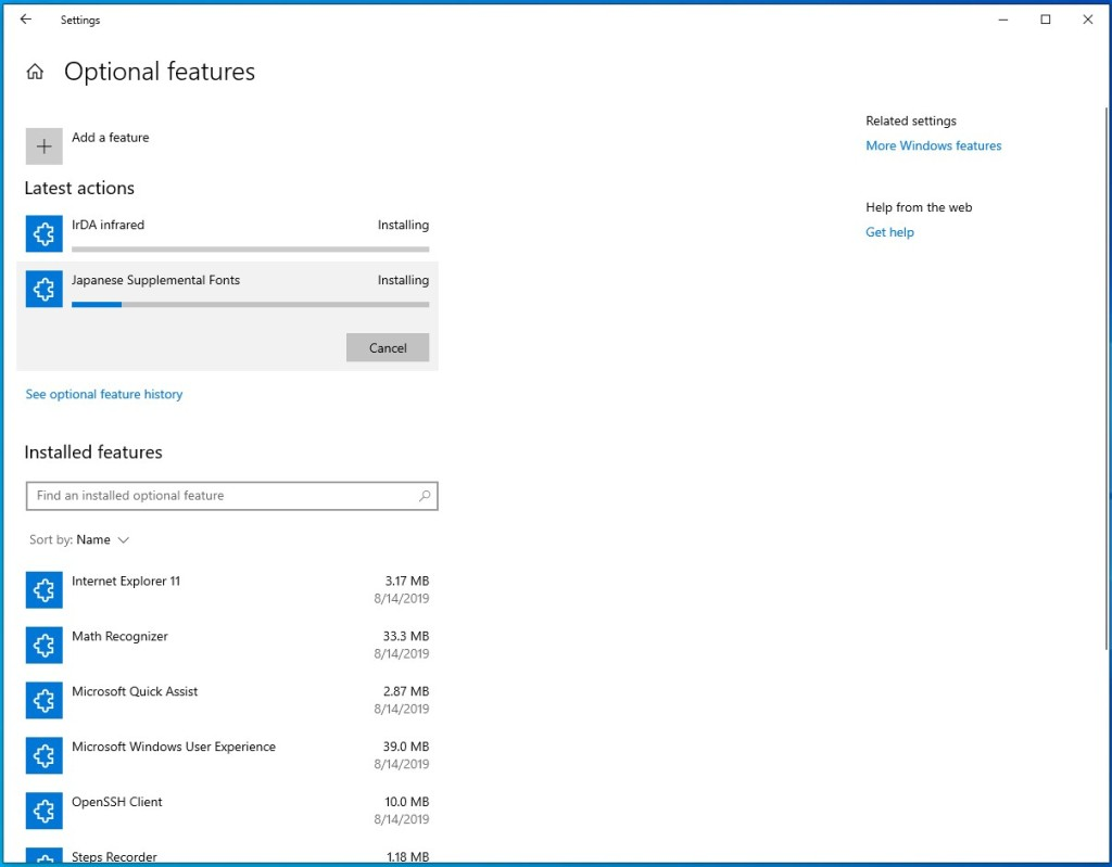 Microsoft releases new Windows 10 preview with Task Manager