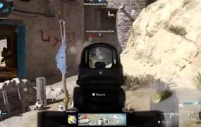 Call of Duty: Modern Warfare has no mini map.