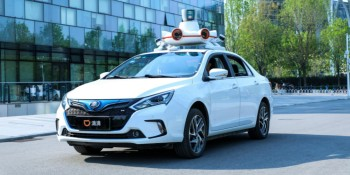 China's Didi Chuxing spins off autonomous driving unit