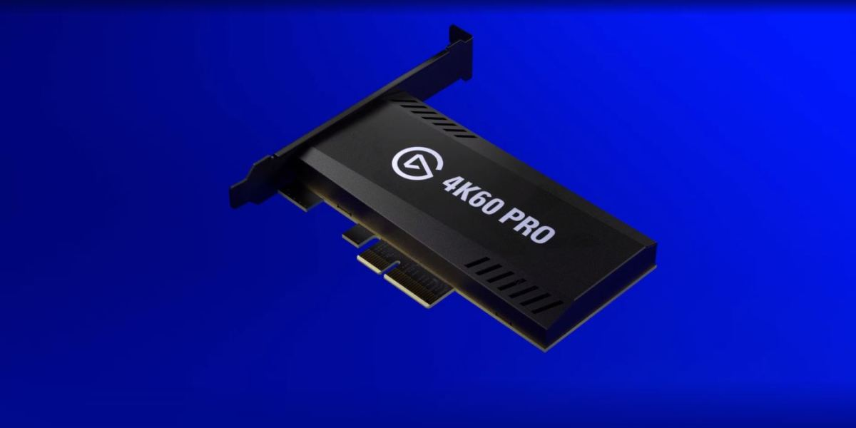 Elgato Gaming launches the 4K60 Pro MK.2 capture card.