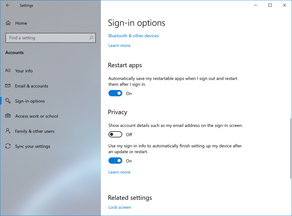 Microsoft releases new Windows 10 preview with sign-in
