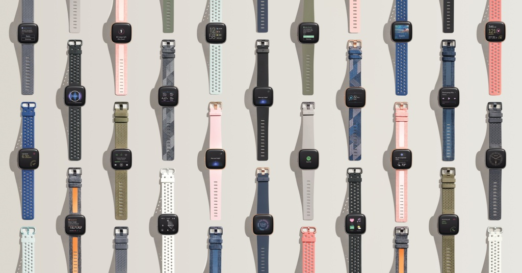 Fitbit Versa 2 collection