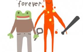 Superhot and Frog have teamed up on games.