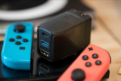 Human Things' Genki Covert Dock is a tiny Nintendo Switch