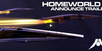 Homeworld 3: Blackbird Interactive's next space real-time strategy game raises money on Fig