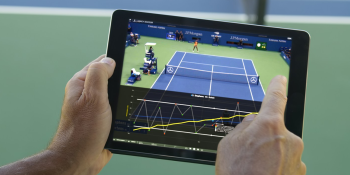 IBM's tennis AI measures player performance and selects highlights