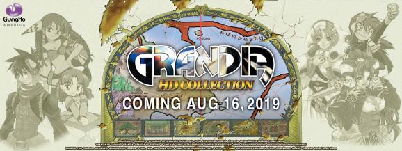Grandia HD Collection.