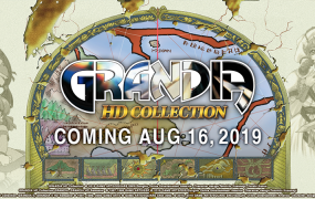 Grandia HD Collection.