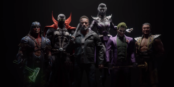 Here's Mortal Kombat 11's full roster of downloadable characters