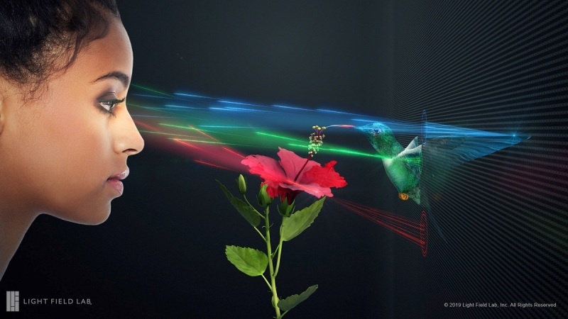 Light Field Lab is creating holograms for entertainment and enterprise.