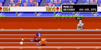 Mario & Sonic at the Olympic Games Tokyo 2020 gets retro 2D events