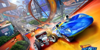 Mattel unveils Hot Wheels: Infinite Loop iOS racing game