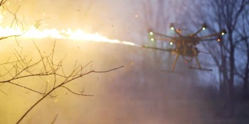 Weaponize your drone and face a $25,000 fine from the FAA