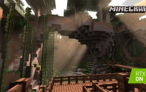 Minecraft now supports Nvidia's real-time ray tracing.