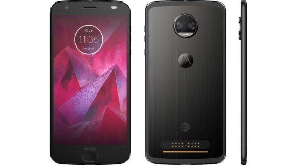 The Moto Z2 Force