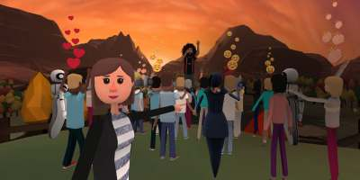Microsoft's AltspaceVR social space hits Oculus Quest on