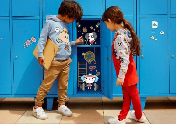 Toca Life has teamed up with fashion retailer H&M.