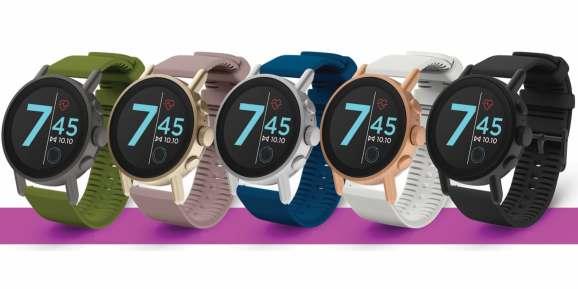 Misfit's Vapor X smartwatches.