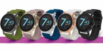 Misfit launches Vapor X, a lightweight aluminum Snapdragon 3100 watch