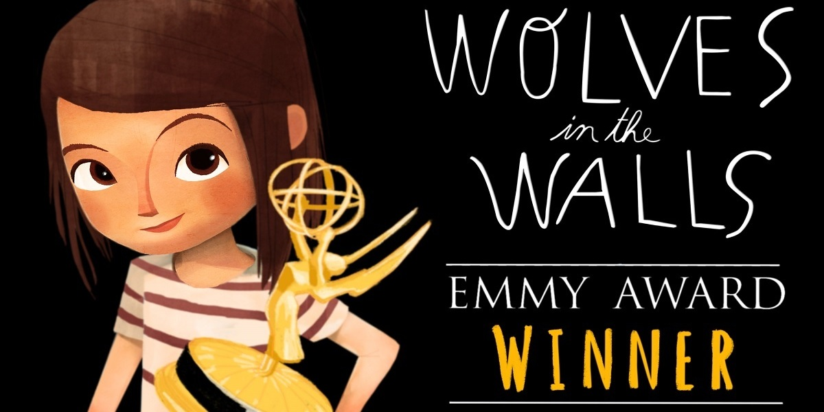 Virtual beings are in the limelight with the first Emmy for Wolves in the Walls.