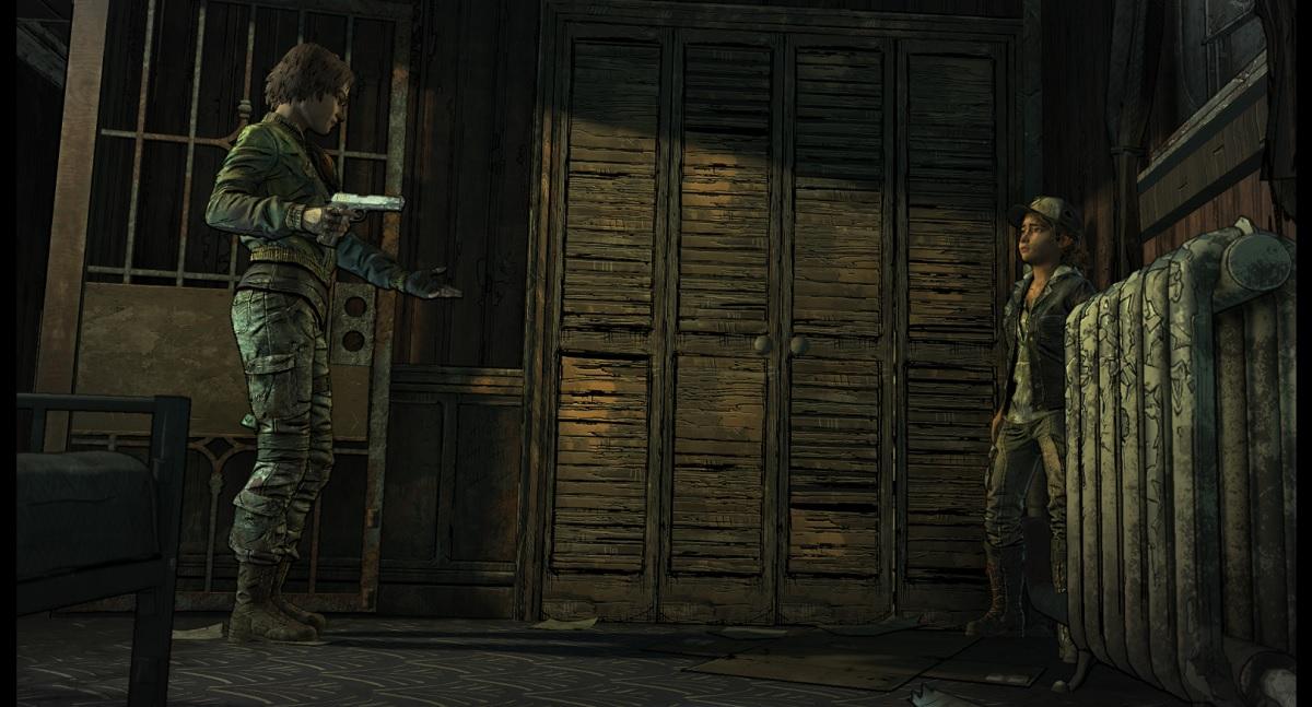 The Walking Dead: The Telltale Definitive Series debuts