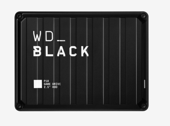 WD_Black is a storage brand for gamers.