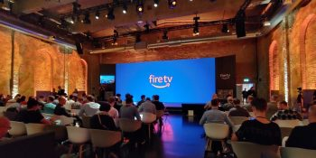 Amazon unveils a faster Fire TV Cube, soundbar, and more