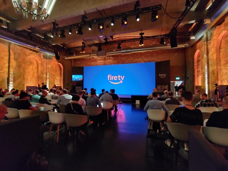 IFA 2019 highlights: Amazon Fire TV Cube, LG Dual Screen
