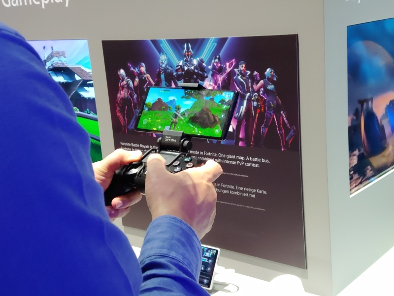 Sony's Xperia 5 boasts wireless support for Dualshock 4