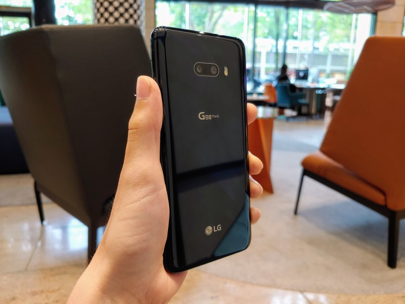 LG unveils G8X and revamped Dual Screen accessory | VentureBeat