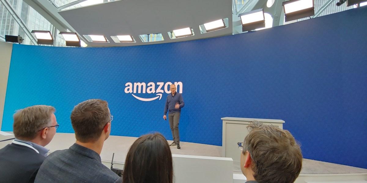 Amazon event 2019