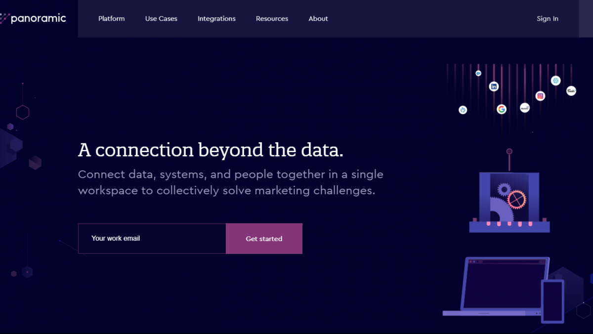 Panoramic raises $35 million to unify and model marketing data