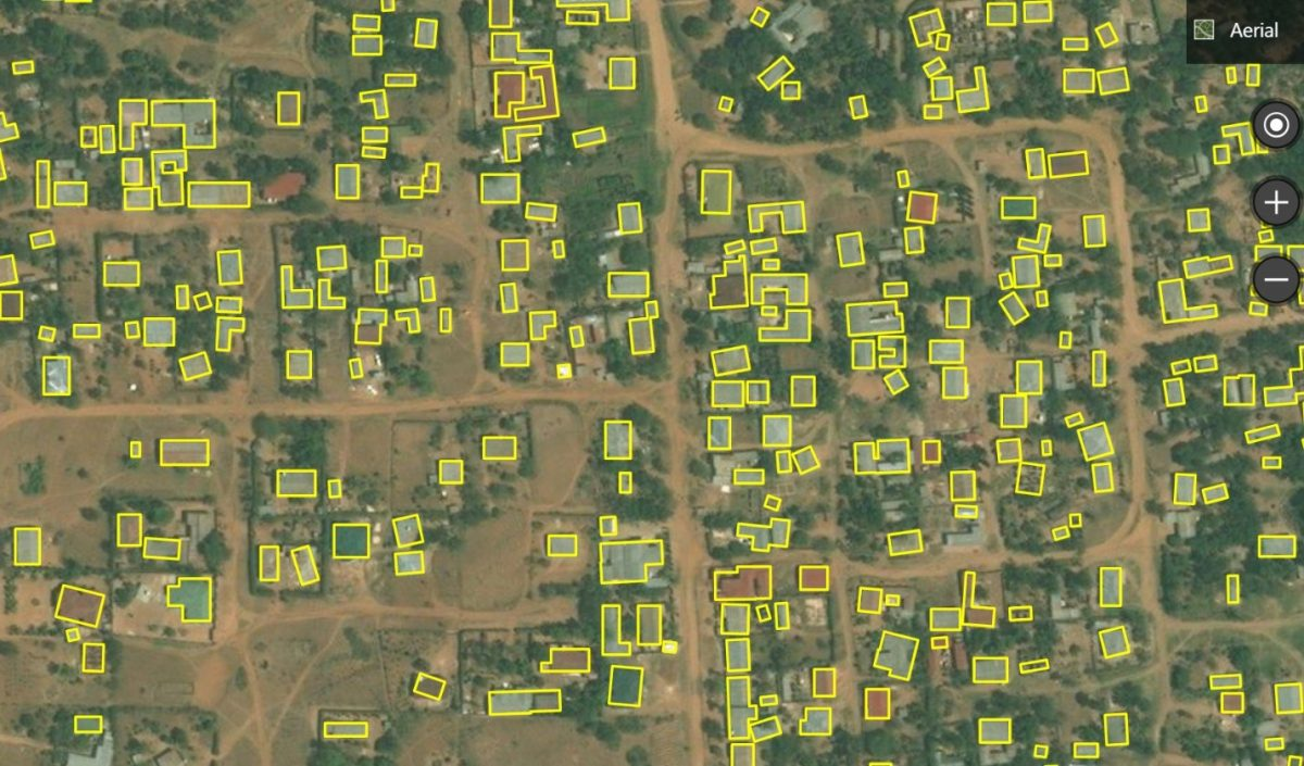 Bing Maps team contributes Uganda and Tanzania building datasets to OpenStreetMap
