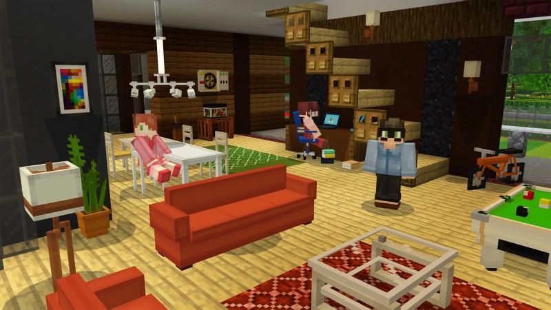2. Furniture: Modern