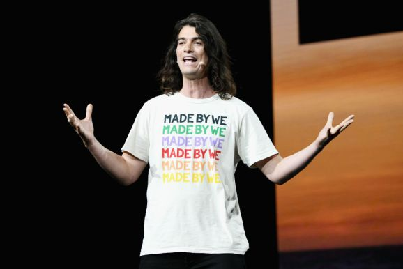 WeWork CEO Adam Neumann steps down ahead of IPO