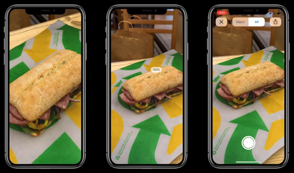 Why aren't brands using Google's augmented reality wrapper?, Next TGP