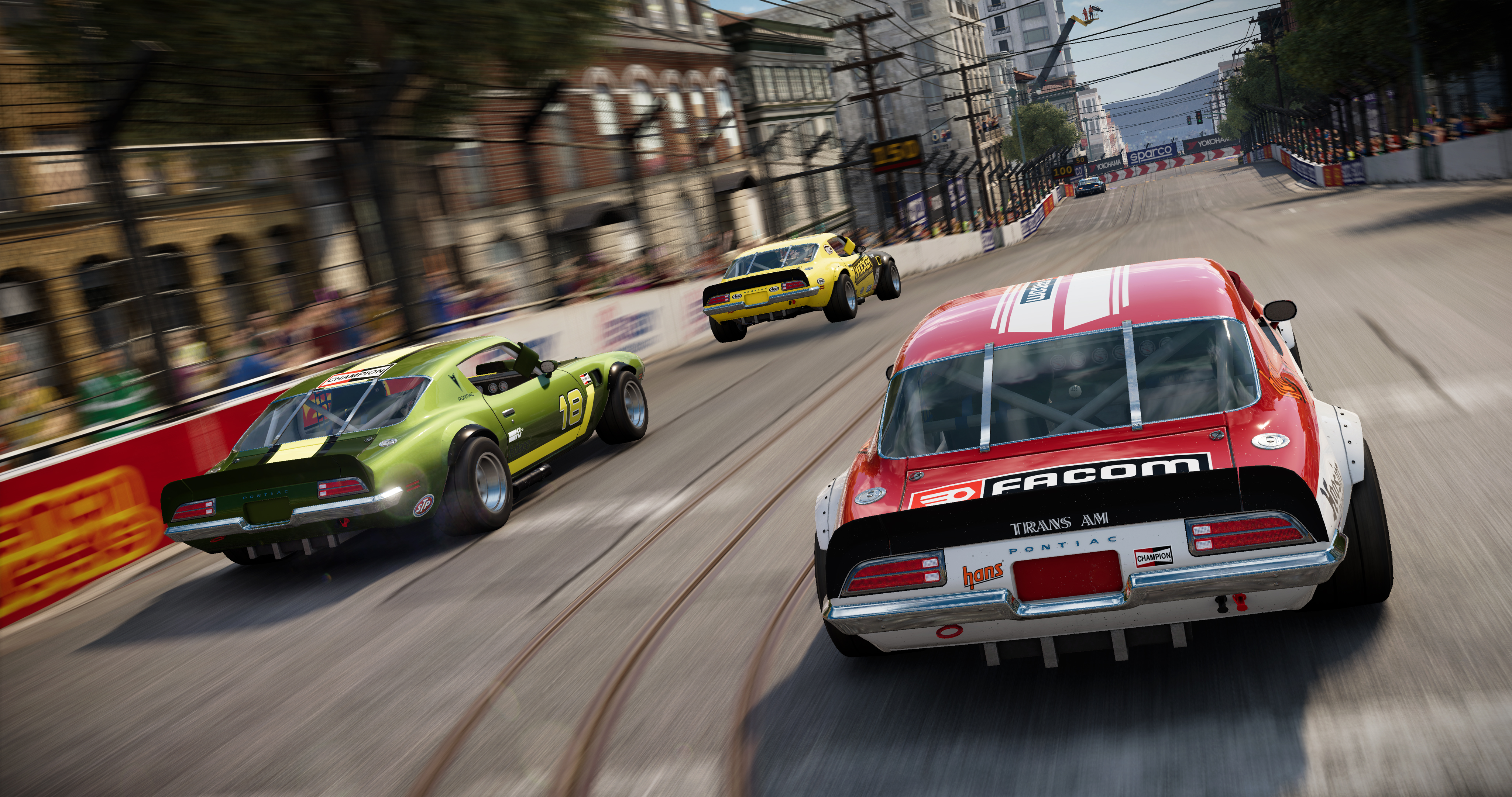 Codemasters finds 2019 is the right time to bring Grid
