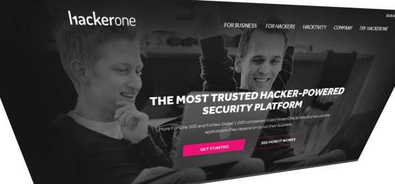 HackerOne Homepage
