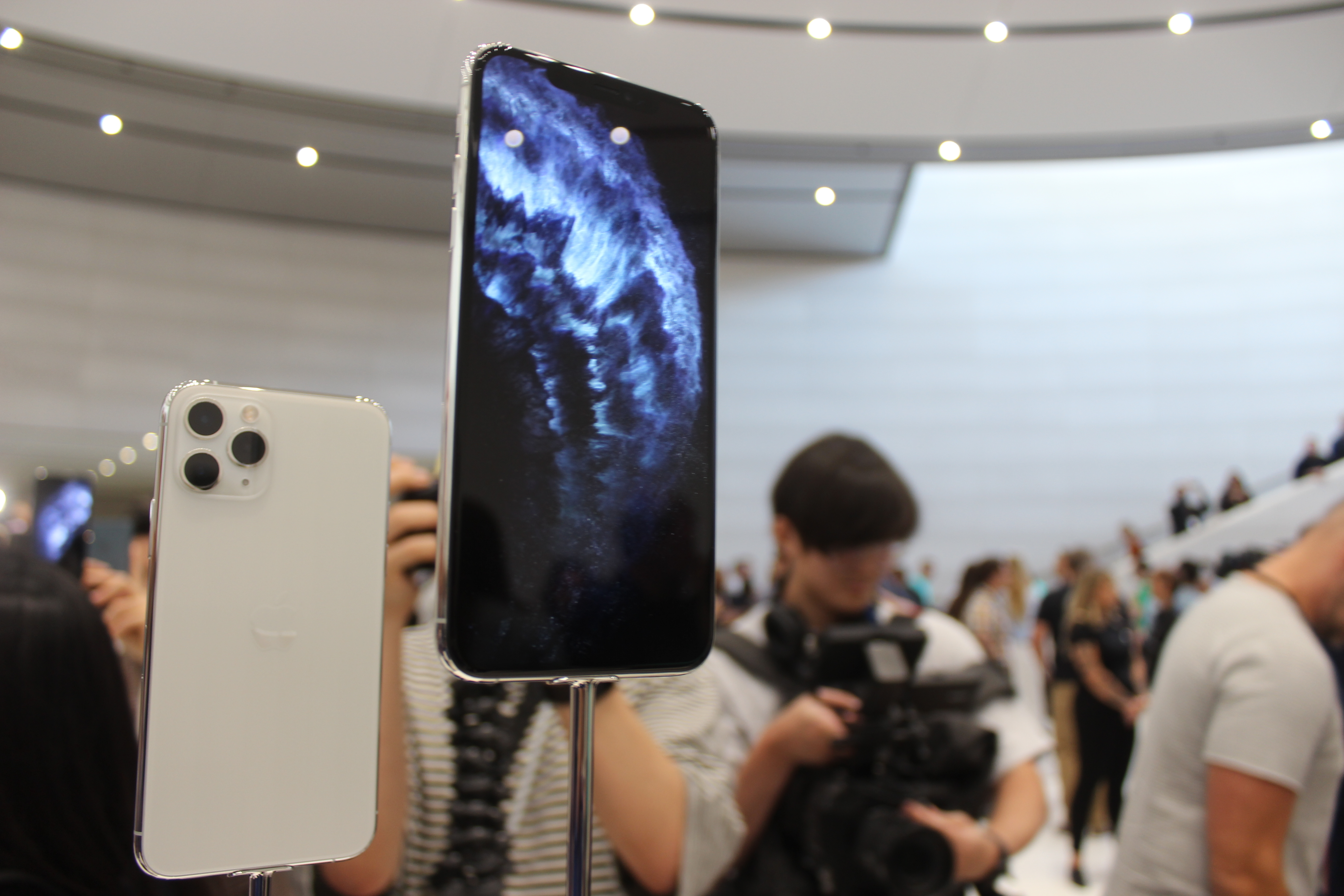 Apple iPhone 11 Pro and iPhone 11 Pro Max hands,on