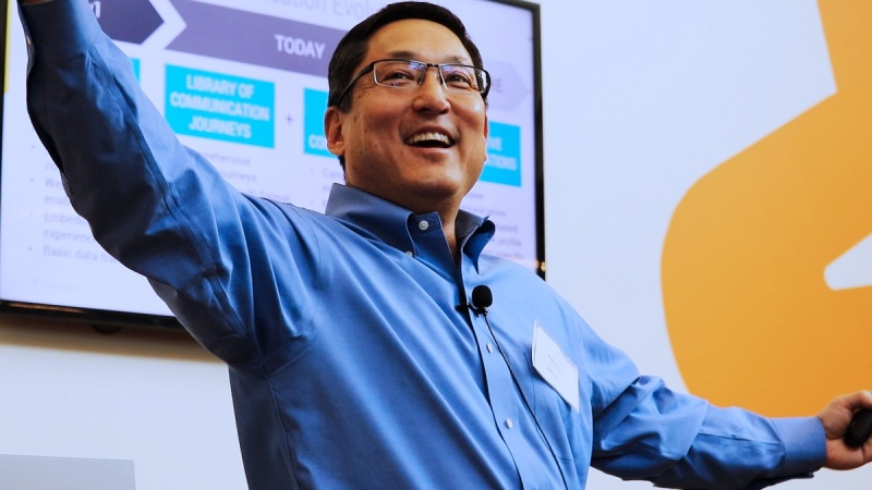 Keith Kitani is CEO of GuideSpark.