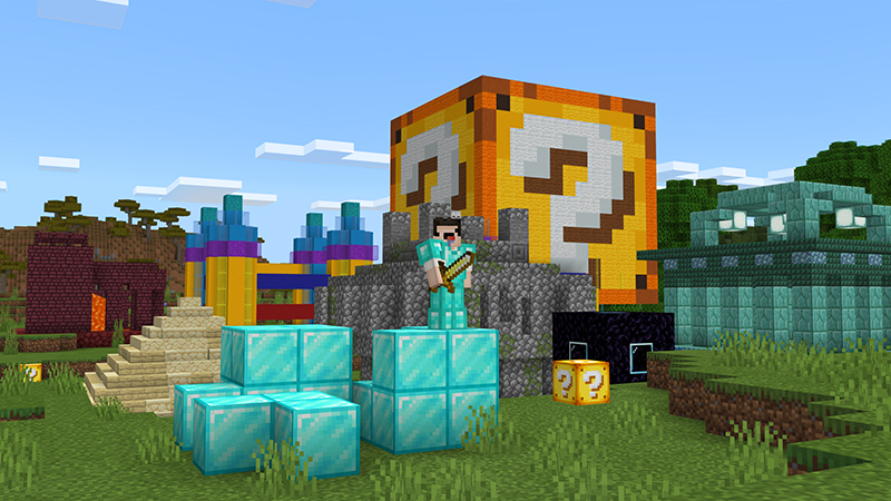 3. Lucky Blocks: Classic