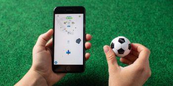 Sphero Mini now comes in a soccer ball design