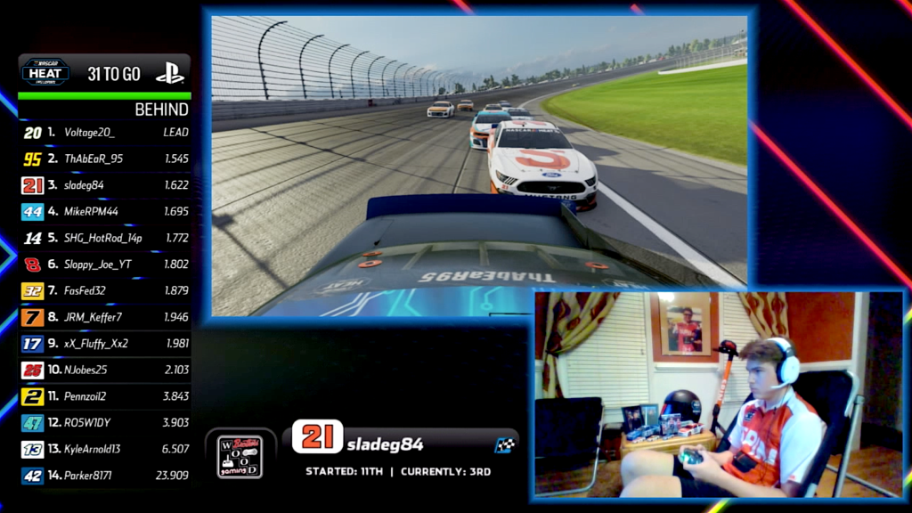 Why NASCAR raced into esports in 2019 | VentureBeat